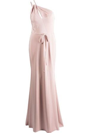 Marchesa Notte Damen Asymmetrische Kleider - Novara One-Shoulder-Kleid