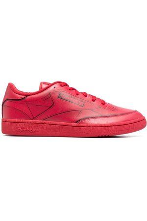 Maison Margiela X Reebok Herren Sneakers - Sneakers mit Trompe-l'œil-Print