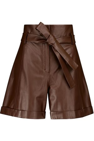 Dorothee Schumacher Shorts Exciting Softness aus Leder