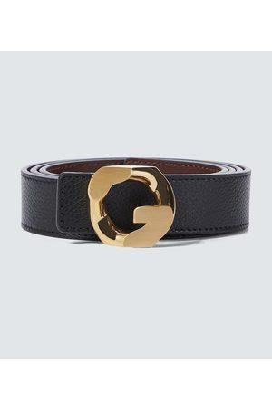 Givenchy Wendbarer Gürtel G Chain aus Leder