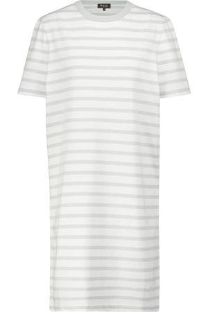 Loro Piana Damen Freizeitkleider - Exklusiv bei Mytheresa – T-Shirt Milos aus Baumwolle