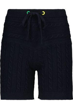 Staud Damen Shorts - Shorts Arden mit Leinenanteil