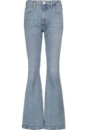 Citizens of Humanity High-Rise Bootcut Jeans Lilah