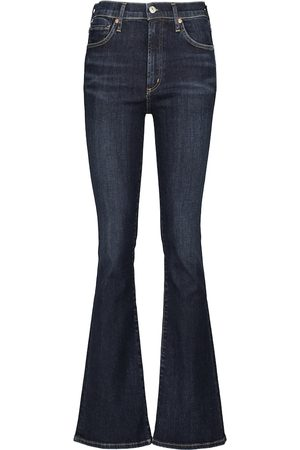 Citizens of Humanity Damen High Waisted - High-Rise Bootcut Jeans Lilah