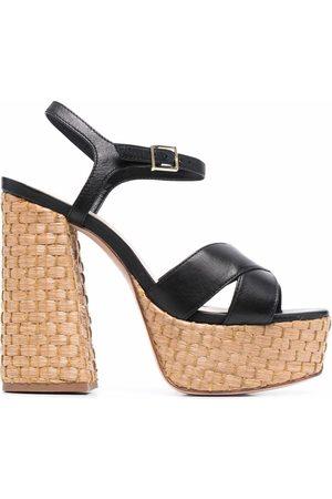 Schutz Sandalen mit Plateausohle - PRETO