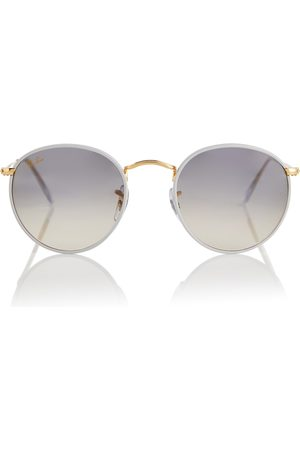 Ray-Ban Runde Sonnenbrille RB3447