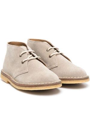Pèpè Bobby Desert-Boots - Nude