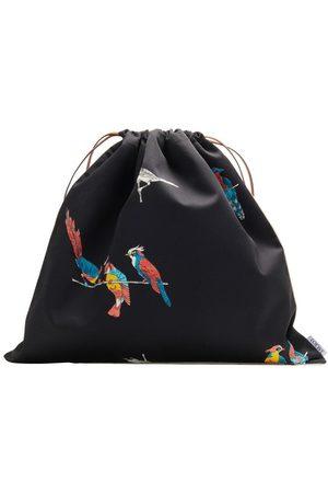 Loewe Damen Clutches - Paula's Ibiza - Clutch Drawstring Parrot