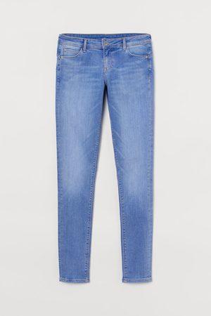 H&M Damen Leggings & Treggings - Push up Low Jeggings