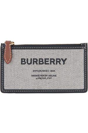 Burberry Damen Geldbörsen & Etuis - Clutch mit Logo