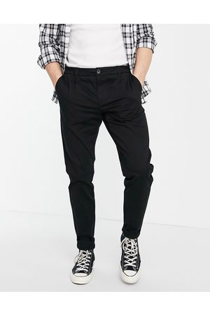 Only & Sons – Schmal geschnittene Chinohose in