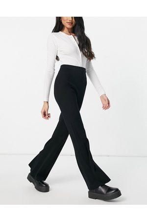 Fashion Union – Strickhose mit weitem Bein, Kombiteil