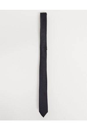 ASOS – Schmale Krawatte aus Satin in