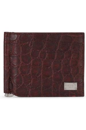 Dolce & Gabbana Herren Geldbörsen & Etuis - Bi-fold leather wallet