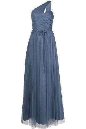 Marchesa Notte Damen Asymmetrische Kleider - Asymmetrisches One-Shoulder-Kleid