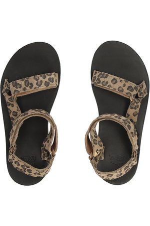 Teva Midform Universal Leopard Sandals