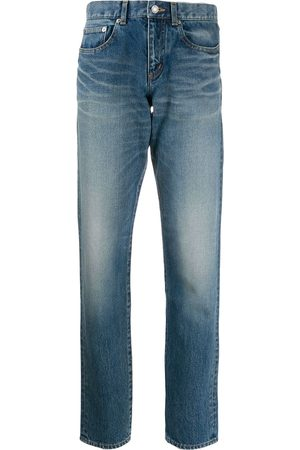 Saint Laurent Damen Skinny - Skinny-Jeans mit schmalem Schnitt