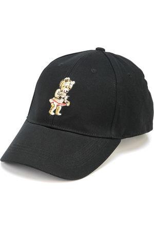 DOMREBEL Herren Hüte - Bestickte Baseballkappe