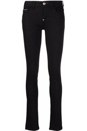 Philipp Plein Tief sitzende Skinny-Jeans