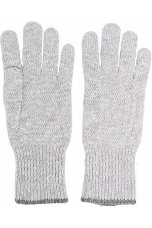 Brunello Cucinelli Gestrickte Handschuhe