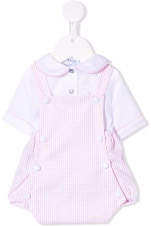 Siola Baby Outfit Sets - Playsuit mit Print