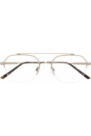 Calvin Klein Herren Accessoires - Aviator-frame glasses