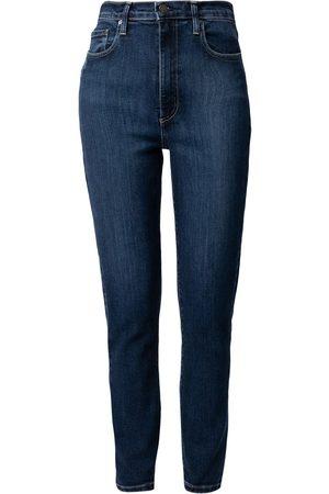 NOBODY DENIM Jeans mit hohem Bund