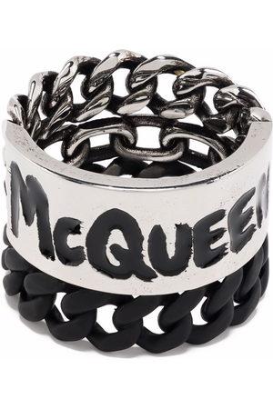 Alexander McQueen Klassischer Ring