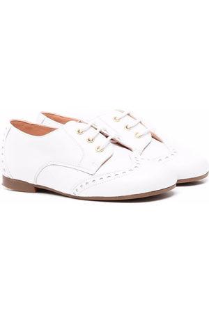 CLARYS Derby-Schuhe mit Prägung