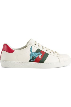 Gucci X Freya Hartas Ace Sneakers