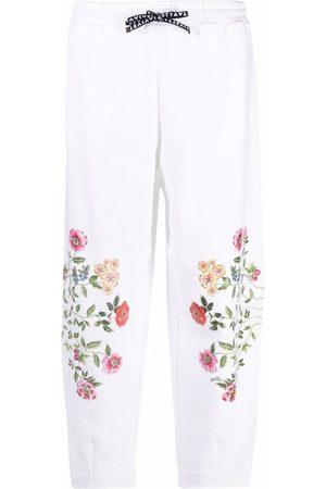 VIVETTA Damen Hosen & Jeans - Hose mit Blumen-Print