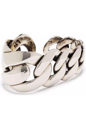 Alexander McQueen Oversized-Ring