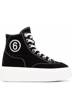 MM6 MAISON MARGIELA Sneakers mit grafischem Print