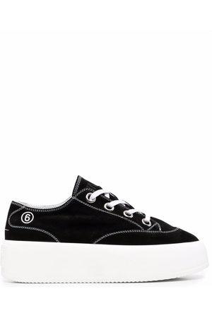 MM6 MAISON MARGIELA Sneakers mit Oversized-Sohle