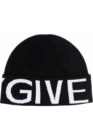 Givenchy Mütze mit Intarsien-Strickmuster