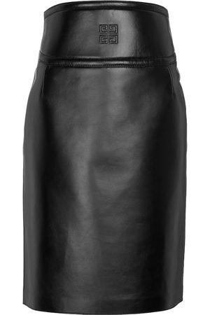 Givenchy Midirock 4G aus Leder