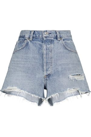 Citizens of Humanity Damen Shorts - High-Rise Jeansshorts Kaia