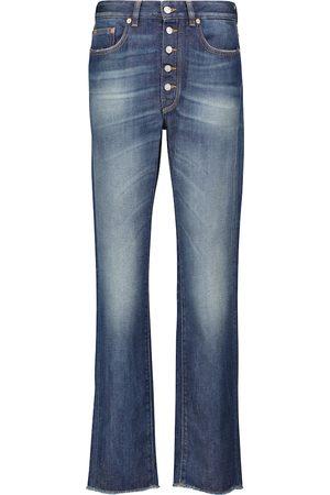 MM6 MAISON MARGIELA Damen Straight - High-Rise Straight Jeans