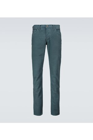 Tom Ford Straight Jeans aus Stretch-Baumwolle