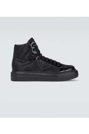 Prada Sneakers - High-Top-Sneakers Re-Nylon