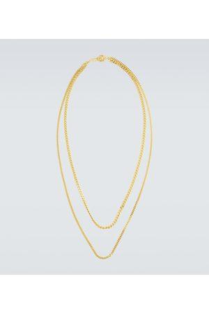 Orit Elhanati Halsketten - Vergoldete Halskette