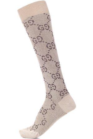 Gucci Damen Socken & Strümpfe - Socken aus einem Baumwollgemisch