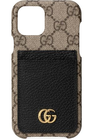 Gucci Handy - GG Marmont iPhone 12 Pro-Hülle