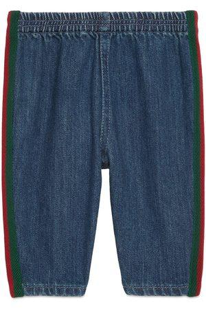 Gucci Baby Jeans - Babyhose aus Bio-Denim