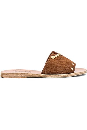 Ancient Greek Sandals Damen Siriti Kalomira Slide in . Size 37, 38, 39, 40, 41.
