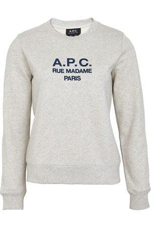 A.p.c. Damen Sweatshirts - Sweatshirt Tina