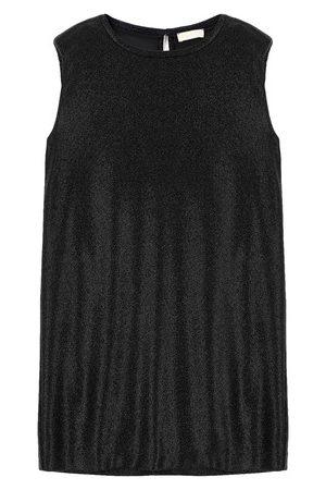 Momoni Damen Kleider - Kleid Siracusa aus Stretch-Lurex