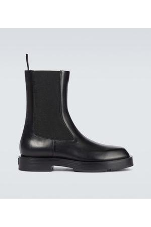 Givenchy Damen Stiefeletten - Chelsea Boots Squared aus Leder