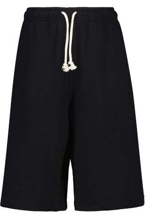 Acne Studios Damen Shorts - Shorts aus Baumwoll-Jersey