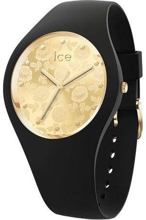 Ice-Watch Uhren - Uhren - ICE flower - Black chic M - 019207